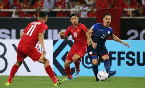 Bán kết AFF Cup 2018 Việt Nam 2 -1 Philippines: Công Phượng, Quang Hải lập công - Ảnh 5