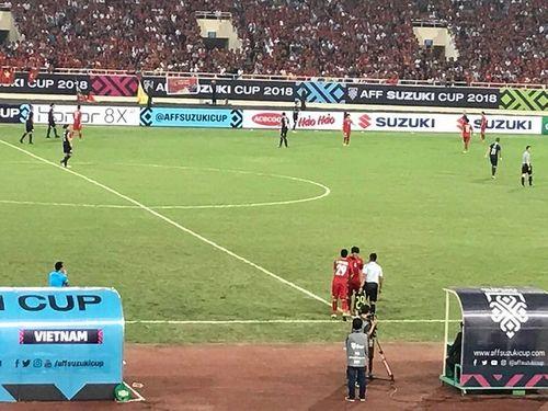 Bán kết AFF Cup 2018 Việt Nam 2 -1 Philippines: Công Phượng, Quang Hải lập công - Ảnh 3