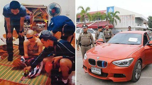 Bắt giữ trùm ma túy đi siêu xe đội lốt nhà sư Thái Lan - Ảnh 1