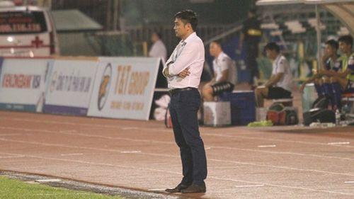 Sài Gòn FC chia tay HLV Nguyễn Đức Thắng - Ảnh 1