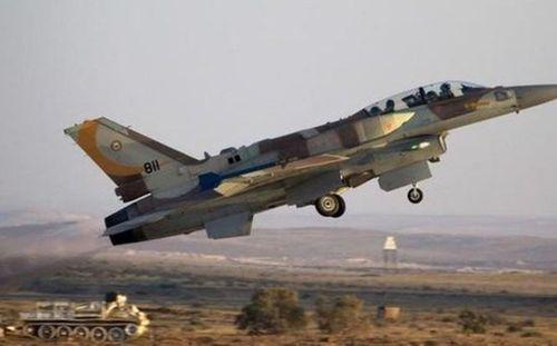 Pháo phòng không Syria bắn rơi chiến đấu cơ F-16 ở Israel - Ảnh 1
