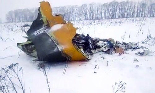 Nhân chứng kể lại giây phút máy bay Nga phát nổ giữa trời khiến 71 người thiệt mạng - Ảnh 1