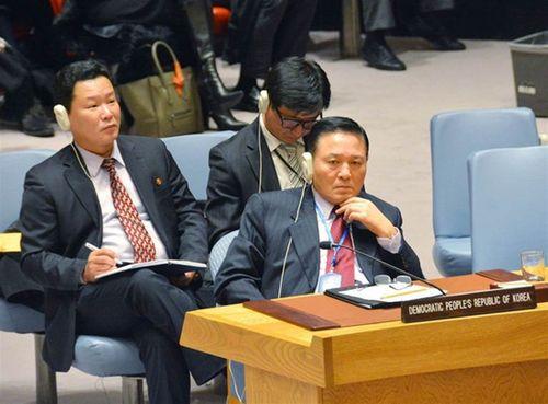 Bị áp lệnh trừng phạt, Triều Tiên không đủ khả năng nộp ngân sách Liên Hợp Quốc - Ảnh 1