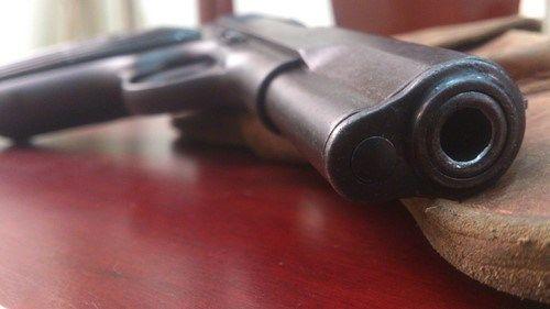 Trung úy công an tử vong tại trụ sở vì súng cướp cò - Ảnh 1