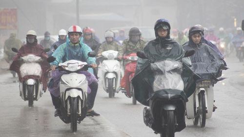 Dự báo thời tiết ngày 22/2: Không khí lạnh tăng cường, miền Bắc mưa rét - Ảnh 1