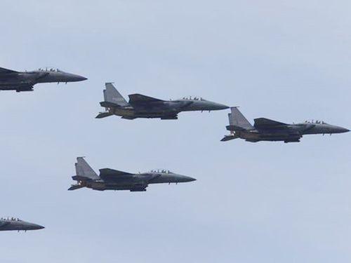 Máy bay Trung Quốc xâm phạm, Hàn Quốc điều động 10 phi cơ cảnh báo - Ảnh 1
