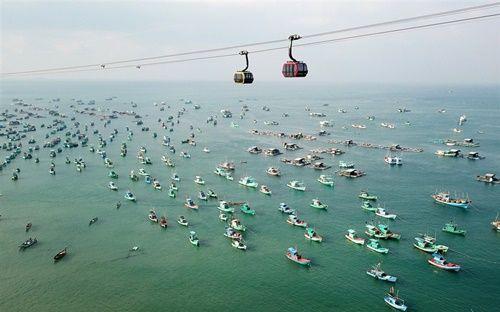 Tuyến cáp treo dài nhất thế giới chính thức khai trương tại Phú Quốc - Ảnh 3
