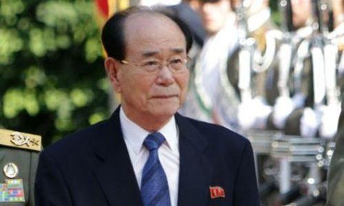 Chủ tịch quốc hội Triều Tiên sẽ dẫn đầu phái đoàn dự Thế vận hội Hàn Quốc - Ảnh 1