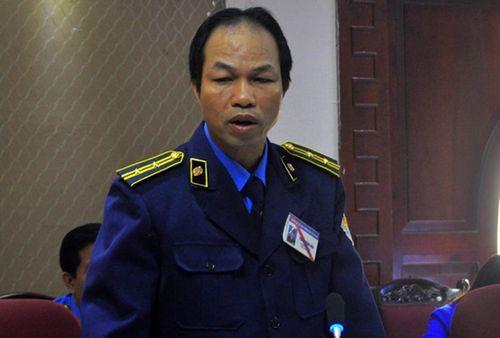 """Hà Nội: Chuyển công tác Chánh thanh tra Sở bị tố """"bảo kê"""" xe tải - Ảnh 1"""