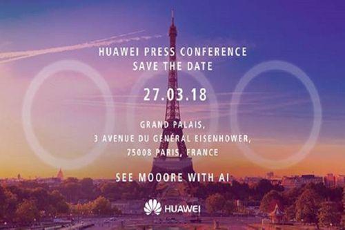 Huawei hé lộ về mẫu smartphone trang bị tới 3 camera phía sau - Ảnh 1