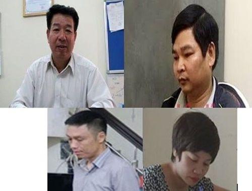 Truy tố 7 cựu cán bộ thuộc Tổng cục Thủy sản nhận tiền tỉ làm giả giấy tờ - Ảnh 1