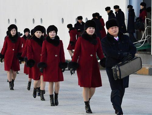 """Hơn 150 nghìn người Hàn Quốc """"săn vé"""" chương trình nghệ thuật đoàn Triều Tiên - Ảnh 1"""