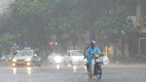 Dự báo thời tiết ngày 12/3: Miền Bắc mưa dông, đề phòng mưa đá, tố lốc - Ảnh 1