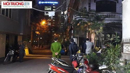 Công an khám xét nhà cựu thiếu tướng Nguyễn Thanh Hóa - Ảnh 3