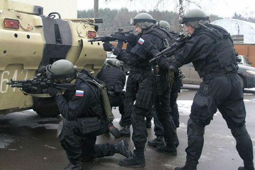 Nga chặn đứng vụ tấn công khủng bố trước thềm bầu cử tổng thống - Ảnh 1