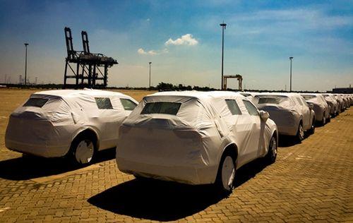 Lô ô tô 7 chỗ Volkswagen Tiguan về Việt Nam, giá 1,7 tỷ đồng - Ảnh 1