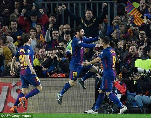 8 đội bóng nào lọt vào tứ kết Champions League? - Ảnh 1