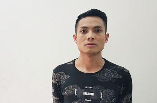 Tạm giữ hình sự nhóm đối tượng nổ súng trong tiệm cắt tóc ở Hà Nội - Ảnh 1