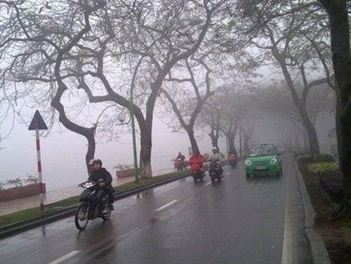 Dự báo thời tiết ngày 18/3: Miền Bắc mưa dông, Nam Bộ kết thúc nắng nóng - Ảnh 1