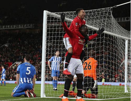 MU thắng nghẹt thở trước Brighton, Mourinho vẫn chỉ trích học trò - Ảnh 1