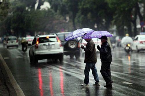 Dự báo thời tiết hôm nay 18/3: Miền Bắc mưa dông, chuẩn bị đón đợt rét mới - Ảnh 1