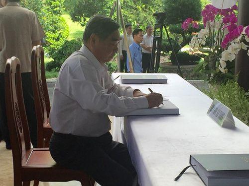 Nguyên Chủ tịch nước Trương Tấn Sang: Ông Sáu Khải là người gần gũi, thân tình - Ảnh 3