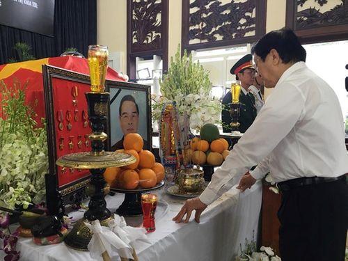 Nguyên Chủ tịch nước Trương Tấn Sang: Ông Sáu Khải là người gần gũi, thân tình - Ảnh 2