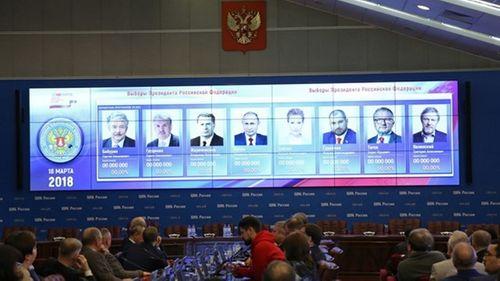 Hôm nay (18/3), người Nga bắt đầu bỏ phiếu bầu tổng thống mới - Ảnh 1