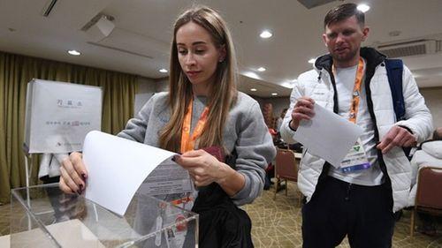 Hôm nay (18/3), người Nga bắt đầu bỏ phiếu bầu tổng thống mới - Ảnh 2