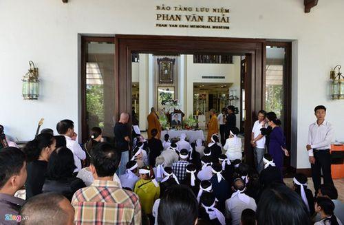 Nguyên Chủ tịch nước Trương Tấn Sang: Ông Sáu Khải là người gần gũi, thân tình - Ảnh 8