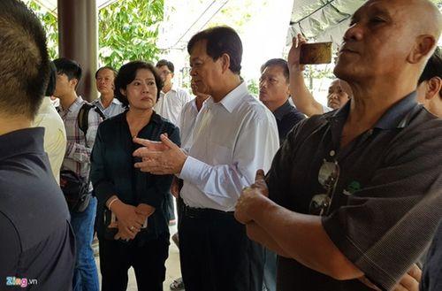 Nguyên Chủ tịch nước Trương Tấn Sang: Ông Sáu Khải là người gần gũi, thân tình - Ảnh 6