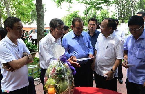 Nguyên Chủ tịch nước Trương Tấn Sang: Ông Sáu Khải là người gần gũi, thân tình - Ảnh 1