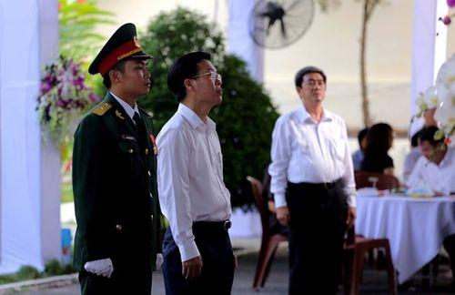 Nguyên Chủ tịch nước Trương Tấn Sang: Ông Sáu Khải là người gần gũi, thân tình - Ảnh 4