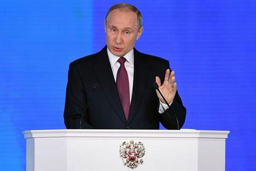 Tiết lộ nguyên nhân Tổng thống Putin chuyển địa điểm đọc thông điệp liên bang - Ảnh 1