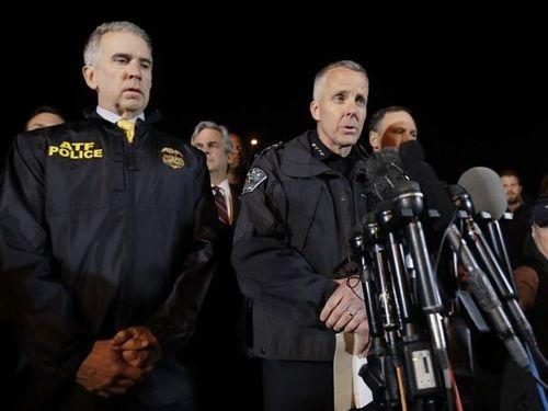 Nghi can đánh bom hàng loạt tại Mỹ tự sát khi bị FBI bao vây - Ảnh 1