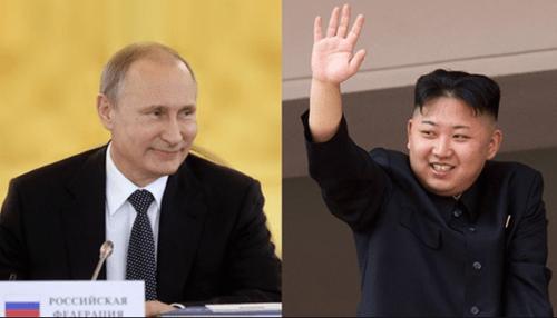 Ông Kim Jong-un chúc mừng Tổng thống Putin tái đắc cử - Ảnh 1