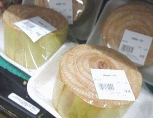 Khúc thân chuối vỏn vẹn 10cm nhưng có giá 280 nghìn đồng tại Nhật Bản - Ảnh 1