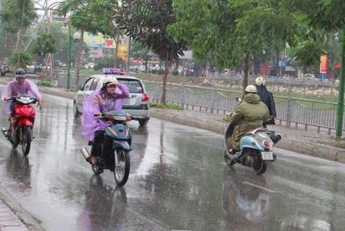 Dự báo thời tiết ngày 27/3: Nam Bộ nắng nóng 36 độ, miền Bắc mưa dông - Ảnh 1