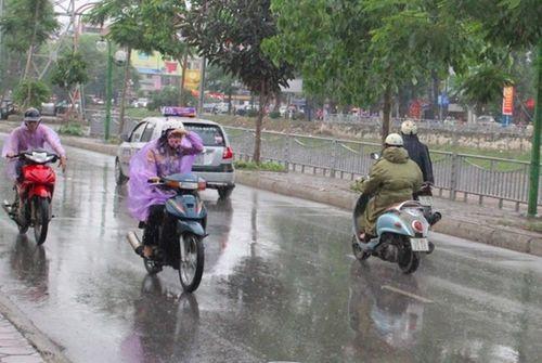 Dự báo thời tiết ngày 28/3: Miền Bắc chuyển mưa hai ngày liên tiếp - Ảnh 1