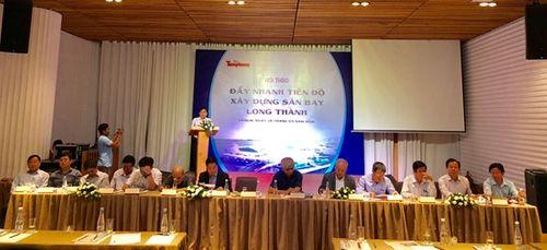 Chuyên gia hiến kế đẩy nhanh tiến độ xây dựng sân bay Long Thành - Ảnh 1