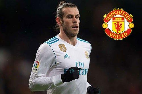 """Real Madrid """"chốt"""" giá trên trời bán Gareth Bale cho M.U - Ảnh 1"""