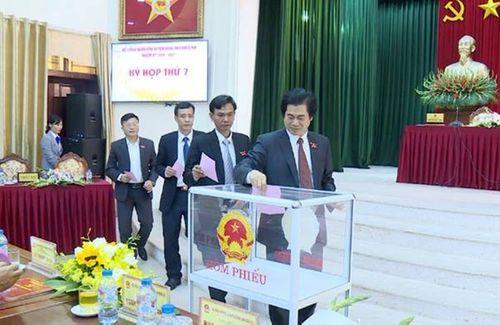 UBND TP. Hà Nội bổ nhiệm nhiều lãnh đạo chủ chốt - Ảnh 1