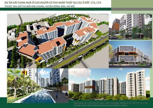 TCT ĐẦU TƯ PHÁT TRIỂN NHÀ HÀ NỘI (HANDICO): Thêm một dự án nhà ở xã hội chuẩn bị được khởi công - Ảnh 1