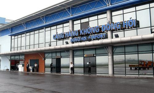 Phạt sân bay Đồng Hới 35 triệu vì đóng cửa chơi cầu lông - Ảnh 1