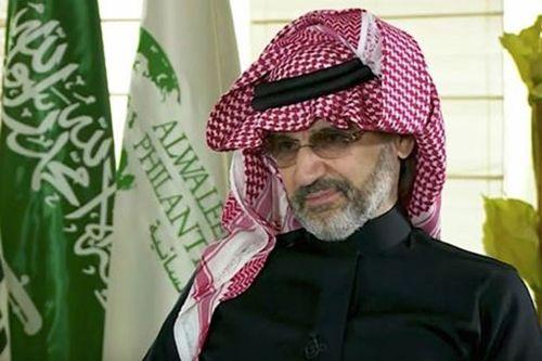 """Tỷ phú giàu nhất Ả rập Xê Út tự """"xóa bỏ"""" 320 triệu USD khỏi tài sản - Ảnh 1"""