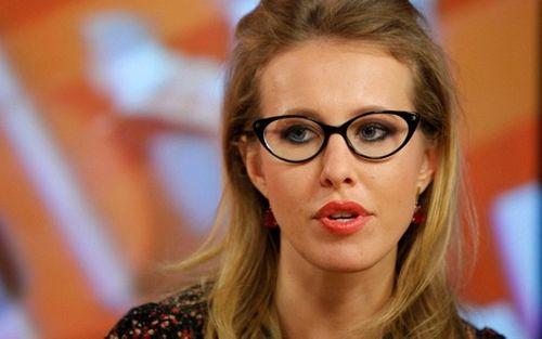 """Nữ ứng viên Tổng thống Nga khiến dư luận """"dậy sóng"""" vì phát ngôn """"gây bão"""" - Ảnh 1"""