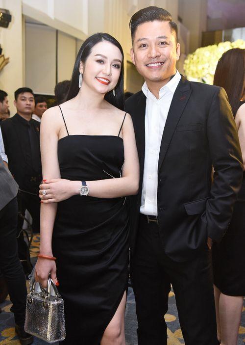 Dàn sao Việt dự tiệc cưới của ca sĩ Khắc Việt - Ảnh 4
