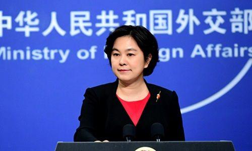 Trung Quốc phản đối Mỹ-Anh-Pháp dùng vũ lực tấn công Syria - Ảnh 1