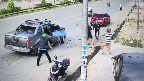 """Bắt giữ thêm một đối tượng tham gia vụ nổ súng """"hỗn chiến"""" ở Đồng Nai - Ảnh 1"""