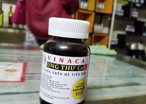 Vụ thuốc ung thư Vinaca bằng than tre: Bộ Công thương chỉ đạo tạm dừng tiêu hủy tang vật  - Ảnh 1